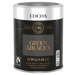 Green & Blacks Organic Cocoa Powder - 125g