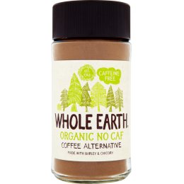 Whole Earth Organic Nocaf Coffee - 100g