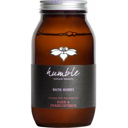 Humble Rose & Frankincense Bath Honey - 275ml