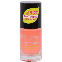 Benecos Nail Polish - Peach Sorbet - 5ml