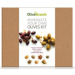 Olive Branch Marinate Your Own Olives Kit