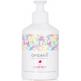 Organii Organic Liquid Soap - Rose - 300ml