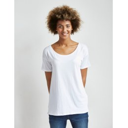 Tencel Blend Oversized T-shirt