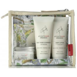 Storksak Organics Little Traveller Set