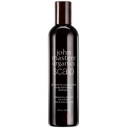 John Masters Organics Spearmint & Meadowsweet Scalp Stimulating Shampoo - 236ml