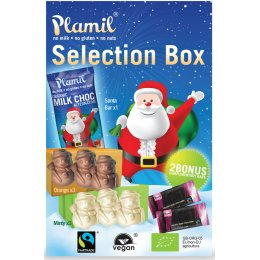 Plamil Dairy Free Chocolate Selection Box - 94g