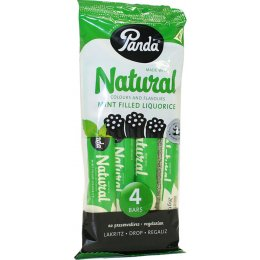 Panda Mint Liquorice Four Bar Pack - 4x26g