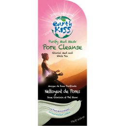 Earth Kiss Detox Pore Cleanse Mud Mask - 17g