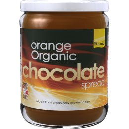 Plamil Organic Dairy Free Orange Chocolate Spread - 275g