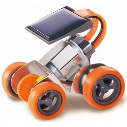 Solar Powered Metal Racer Toy