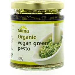 Suma Vegan Green Pesto - 160g