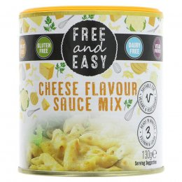 Free & Easy Cheese Flavour Sauce Mix - 130g