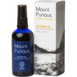 Mount Purious Jojoba Oil Mild Facial Moisturiser - 100ml