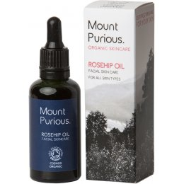 Mount Purious Rosehip Oil Facial Skincare - 50ml
