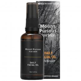 Mount Purious for Men Daily Facial Oil - 50ml