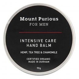 Mount Purious for Men Intensive Care Hand Balm - 90g
