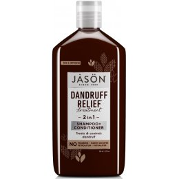 Jason Dandruff Relief 2 in 1 Treatment Shampoo & Conditioner - 355ml