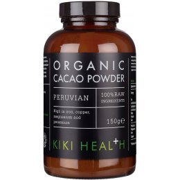 Kiki Health Organic Raw Cacao Powder -150g