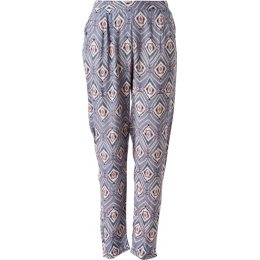 Nomads Ikat Peg Trousers - Denim