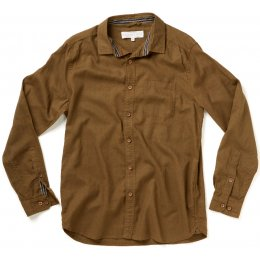 Thought Harper Shirt - Khaki