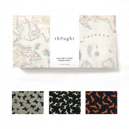 Thought Dog Pack Bamboo Boxers Gift Box