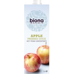 Biona Organic Apple Juice - 1 litre