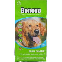 Benevo Adult Dog Food - Original - 2kg