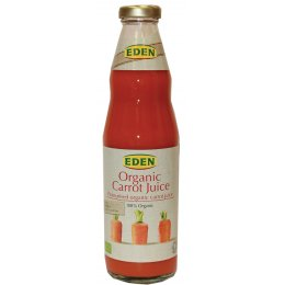 Eden Organic Carrot Juice - 750ml