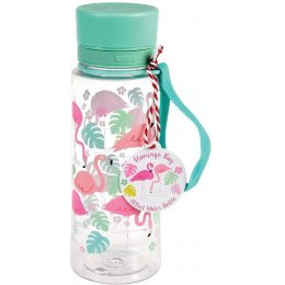 Flamingo Bay BPA Free Water Bottle - 600ml