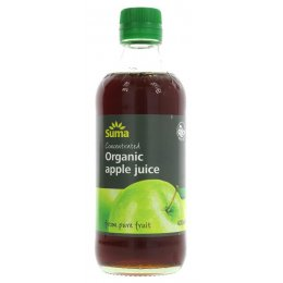 Suma Organic Apple Juice Concentrate - 400ml