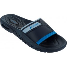 Rider Mens Arena Slider Sandals - Blue