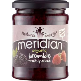 Meridian Organic Bramble Fruit Spread 284g