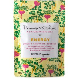 Primroses Kitchen Organic Energy Juice & Smoothie Booster 100g