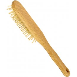 Forsters Beech Oval Styling Hairbrush - Round Pin