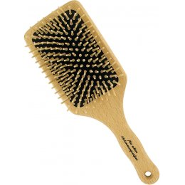 Forsters Beech Paddle Brush - Pointed Pin