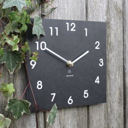 ECO Garden Clock - Square