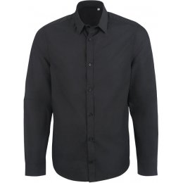 Organic Cotton Smart Long Sleeve Shirt