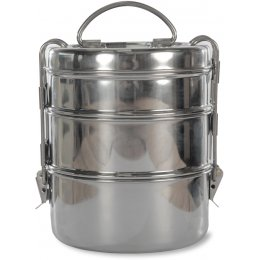 Stackable Stainless Steel Tiffin Tin