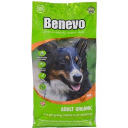 Benevo Organic Vegan Dog Food 2kg