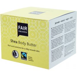Fair Squared Body Butter - Shea - 150ml