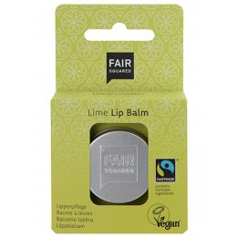 Fair Squared Lip Balm - Lime Fresh - 12g