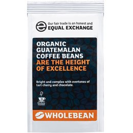Equal Exchange Organic Guatemalan Coffee Beans - 227g