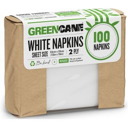 Greencane 2-ply Napkins - 100