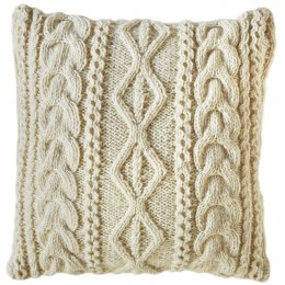 Chamonix Cushion Cover - Cream