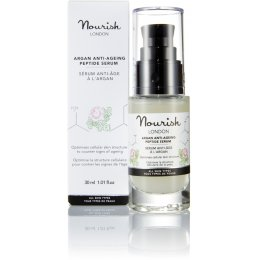 Nourish London Argan Anti-Ageing Peptide Serum - 30ml