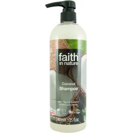 Faith in Nature Shampoo - Coconut - 740ml