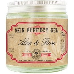 PHB Ethical Beauty Skin Perfect Gel with Aloe & Rose - 120ml
