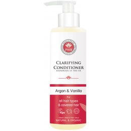 PHB Ethical Beauty Clarifying Conditioner with Argan & Vanilla for All Hair Types - 250ml