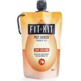 Fit Kit Skin Soothing Shower Gel - 200ml