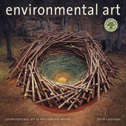 Environmental Art 2018 Wall Calendar